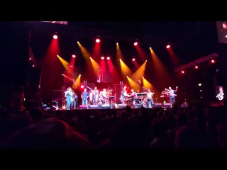 Snarky Puppy and Christian Scott (2016 Marseille Jazz des Cinq Continents)
