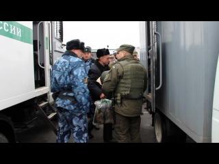 Вести.Ru: Россия передала украинских заключенных киевским властям