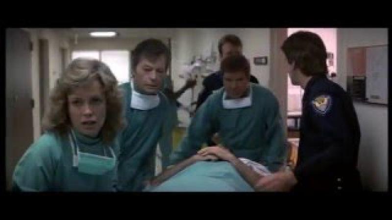 Star Trek IV The Voyage Home - Hospital Scene
