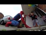 The Amazing SpiderDad