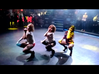 LAYSHA – Chocolate Cream ( cover dance MGirls)