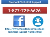 Ring 1-877-729-6626 Facebook Technical Support Number &amp flush away all your problems!