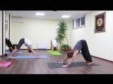 SLAVYOGA Хатха-йога для продвинутых  Вечерний комплекс асан_2016