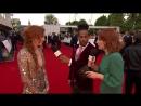 Элинор Томлинсон на ковровой дорожке BAFTA TV Award 2017 #2