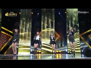 [VIDEO]161125 MAMAMOO - Decalcomanie @Blue Dragon Awards 2016