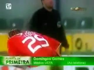Миклош Фехер - смерть на футбольном поле.