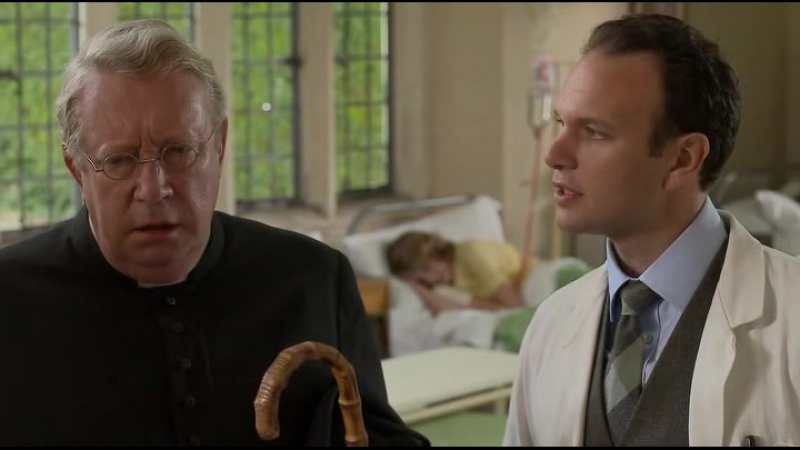 Отец Браун (Father Brown) 5 сезон 14 серия - Огонь небесный.