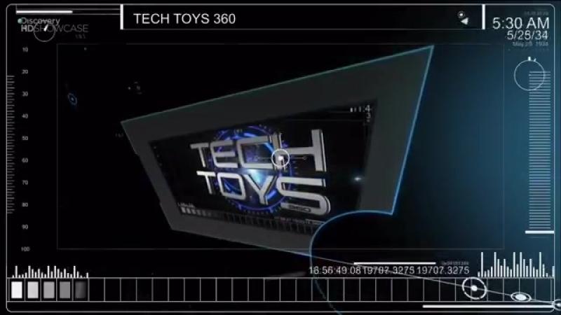 Discovery׃ TechToys 360⁄Техноигрушки (ч.9-10)