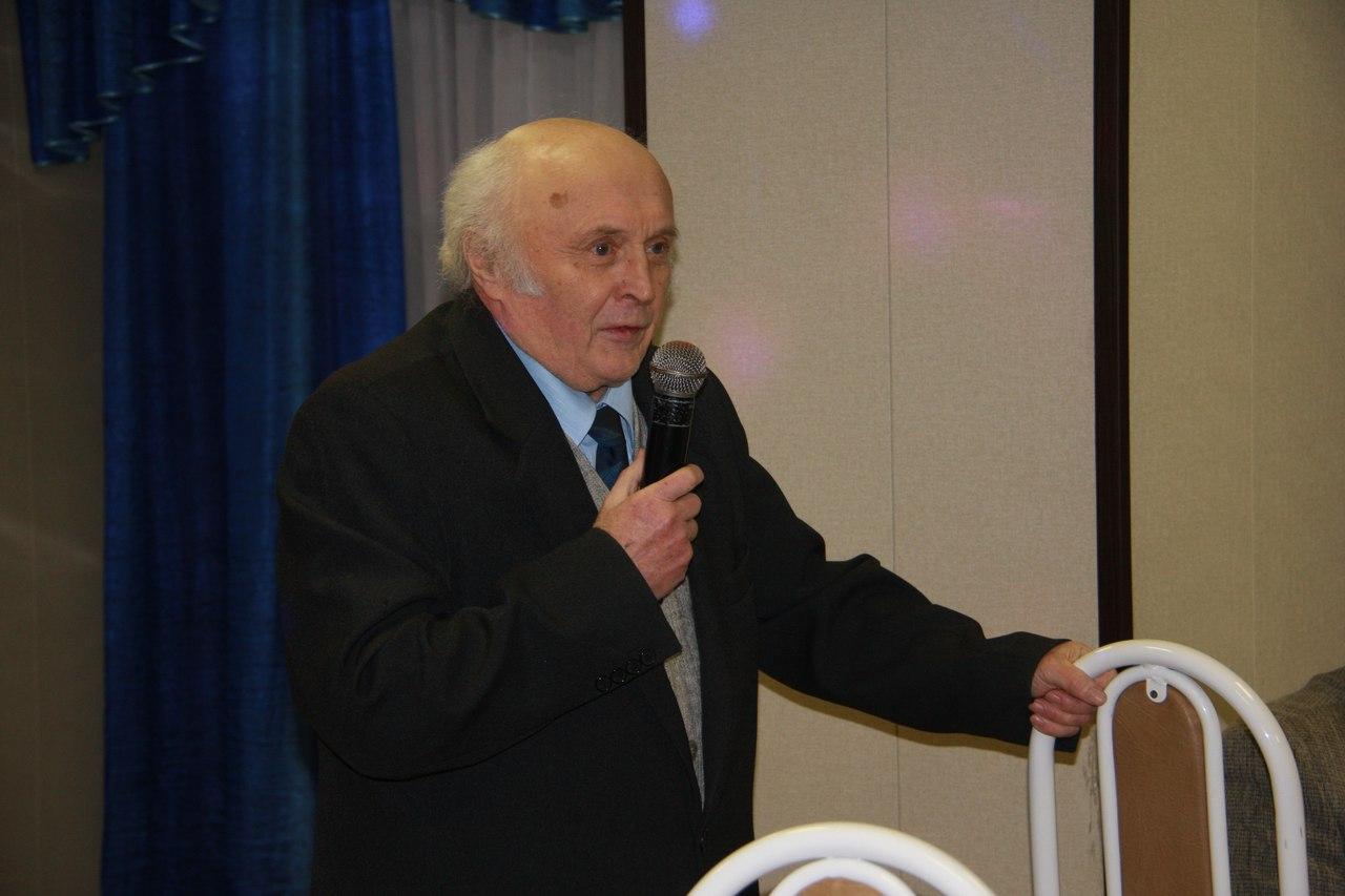 Ушёл из жизни известный рыбинский журналист Евгений Куприянов