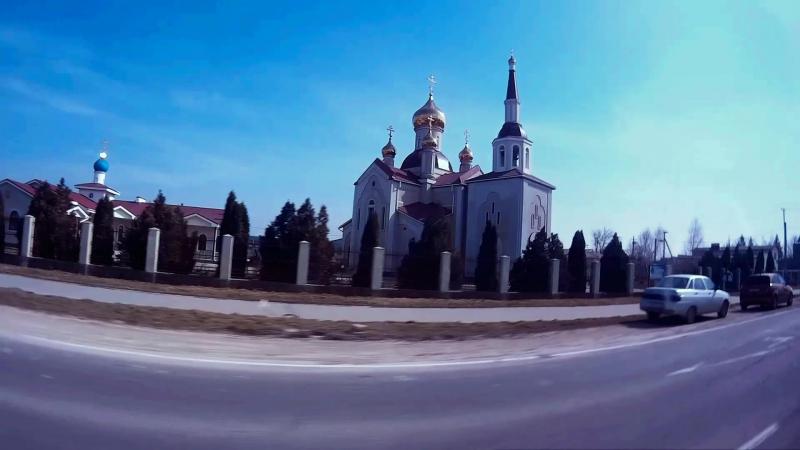 Церковь в Юровке.