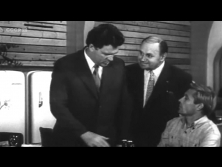 «Человек в проходном дворе» (1971) - детектив, реж. Марк Орлов
