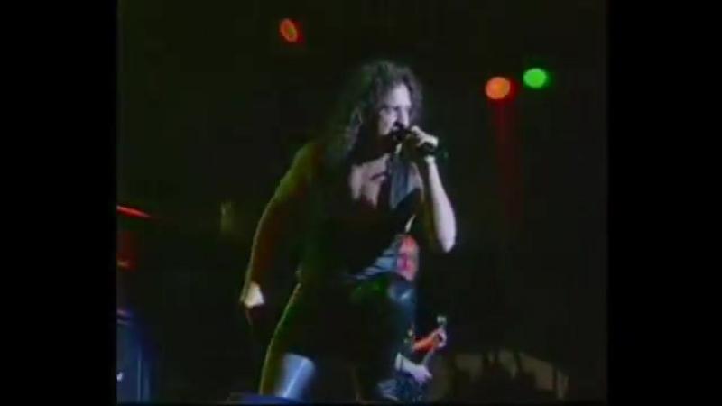 MANOWAR- METAL DAZE Sao Paulo Brazil 26 september 1998