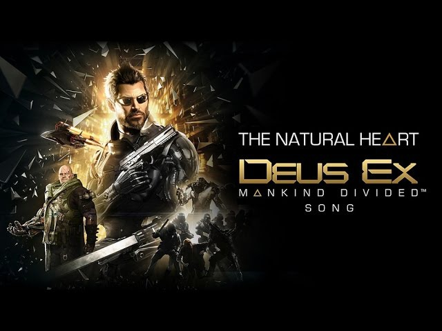 DEUS EX: MANKIND DIVIDED SONG - The Natural Heart by Miracle Of Sound (Electronic) (Synthwave)