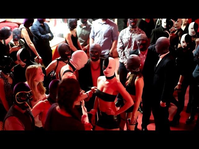 Скандальная вечеринка BlueVelvet в клубе Lynch