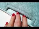 How to sew a Pocket EASY Jak uszyć boczną kieszeń do spodni lub bluzy