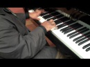 Booker T. Jones The MG's - Green Onions (Piano Improv)