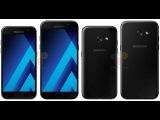 Смартфон Самсунг гелакси А3(2017)A320. Samsung Galaxy A3(2017) уже в продаже обзор и комплектация