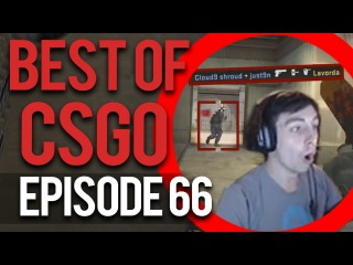 SHROUD INSANE VAC WALLBANG - BEST OF TWITCH CS:GO EPISODE 66