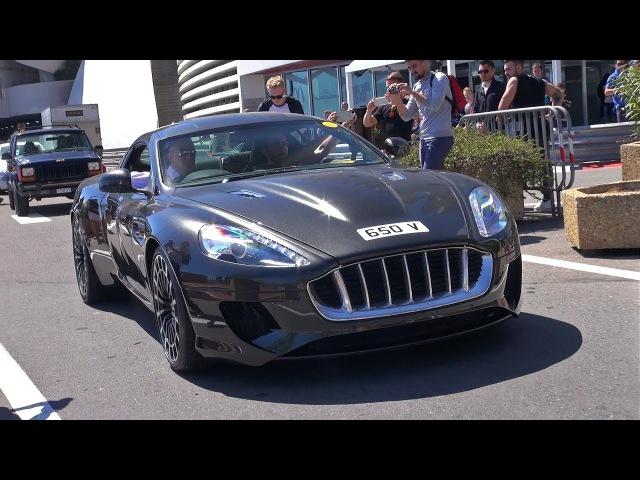 Kahn Vengeance Aston Martin DB9!