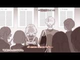 Honeyworks meets Sayurin Corps + Manatsu-san Respect Corps from Nogizaka46 - Daikirai Hazu Datta [русские субтитры]