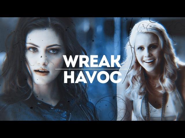 Rebekah Hayley | Wreak Havoc