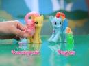 Игрушки: Моя маленькая пони от Хасбро (Hasbro)