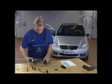 Mercedes-Benz A-Class Installation of a set of comfortable telephony  B67882000