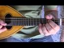 Tico Tico no Fubá mandolin Paris Perisinakis