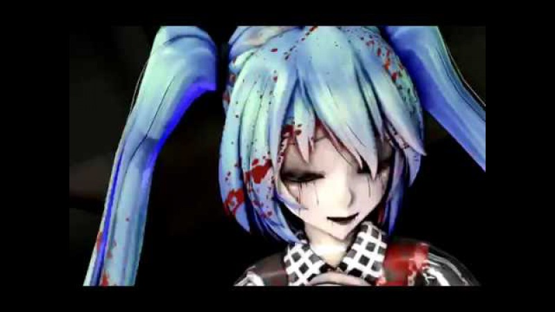 【MMD】 The Zombie Song 初音ミク Hatsune Miku [DL's]