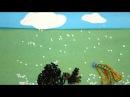 Мультфильм по басне Крылова И. А. Стрекоза и муравей