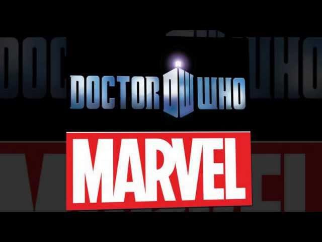 Интересные факты: Доктор Кто и Марвел (Doctor Who and Marvel)