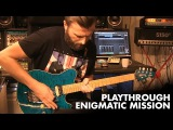 Pagan's Mind - Enigmatic Mission (Guitar Playthrough)