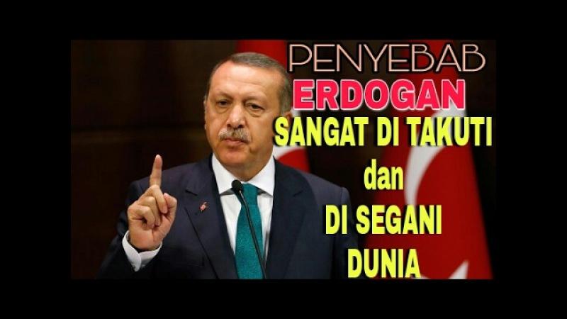 TURKEY ! We Muslims Love ERDOGAN Penyebab Sosok ERDOGAN Sangat di Segani Dunia dan di Cintai Muslim Seluruh Dunia