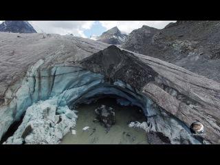 Мир Приключений - Горный Алтай. Софийский ледник.