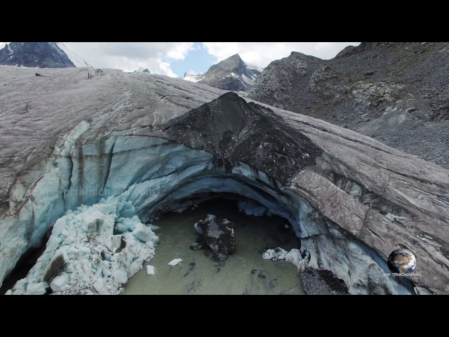 Мир Приключений - Горный Алтай. Софийский ледник. Самые красивые места Алтая.