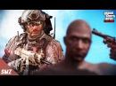 군인과 탱크앞에서 자살하면 군인의 반응은 사모장의 GTA5 꿀잼 컨텐츠 GTA 5 Funny Contents 사모장