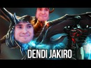 DENDI MID Carry THD New Style vs. Empire Dota 2