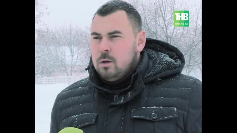 Илеш районы Уяндык авылында Каз өмәсе гөрләп үтте