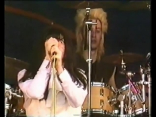 The Cult - She Sells Sanctuary (Live At The Provinssirock Festival) 1986
