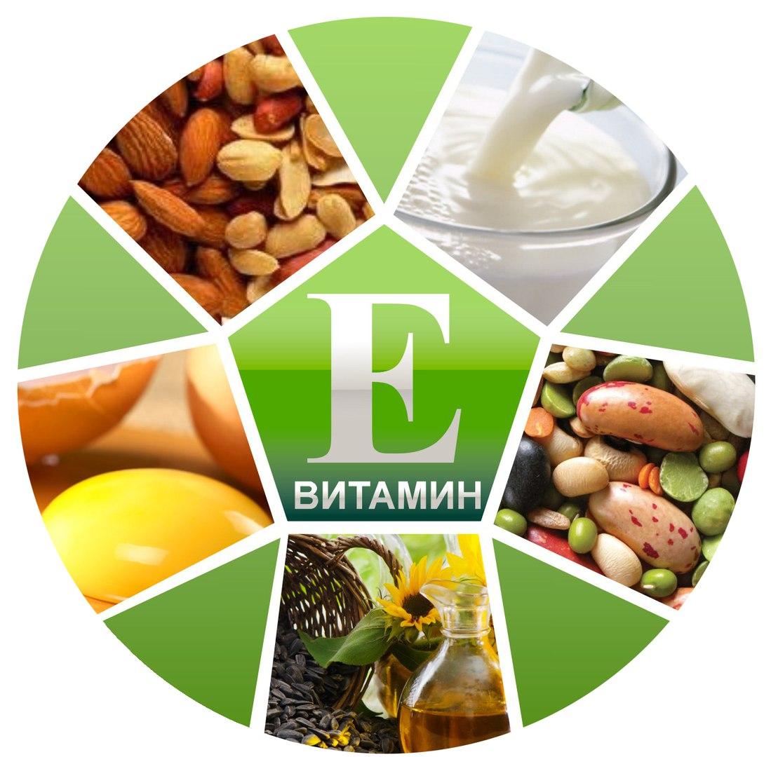 применение витамина Е