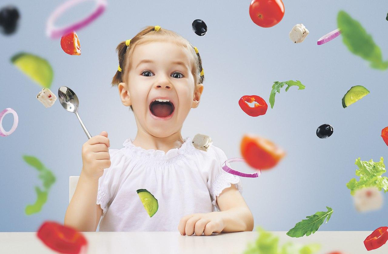 Рецепты здорового питания для детей