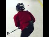 Технические блоки, ложный пас или бросок вперед и в сторону Хоккейная школа
