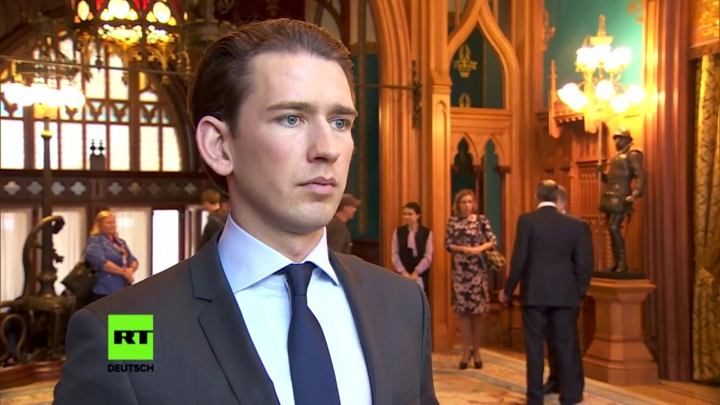 RT Deutsch Exklusiv-Interview mit Österreichs Außenminister Sebastian Kurz » Freewka.com - Смотреть онлайн в хорощем качестве