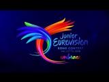 Заставка Детского Евровидения 2016
