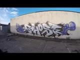 Graffiti - Ghost EA - Thank F#