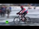 Baikal extreme Ice Storm ultramarathon