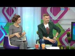 Александра Столяренко и Алексей Петрушин про танцы на балу