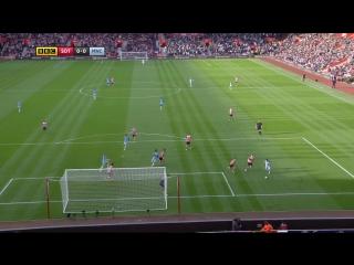 Саутгемптон - Манчестер Сити 0:3 видео