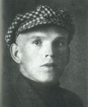 Агент уголовного розыска Иван Бодунов.