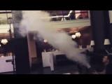CO2 на вечеринке MIDOOZA